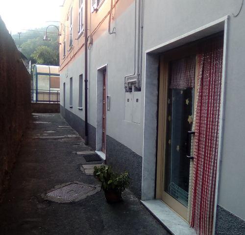 Foto che mostra l'entrata del Pinan per poterla raggiungere