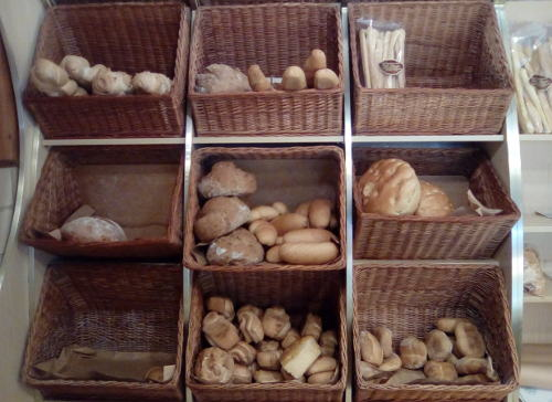 Foto del pane del Pinan